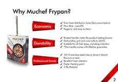 Frypan 3-PLY FRYPAN STAINLESS STEEL 6 muchef_kitchen_8